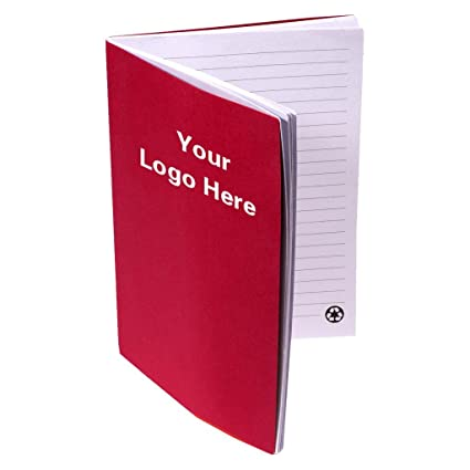amazon com customized recycled paper notepads notebooks journals