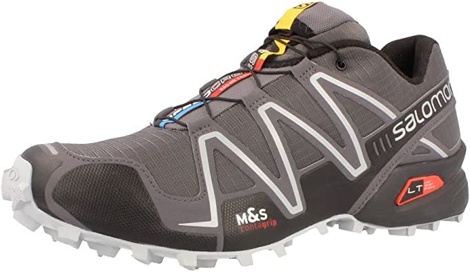 Salomon Speedcross 3 Zapatilla De Correr Para Tierra - 44.7: Amazon.es: Zapatos y complementos