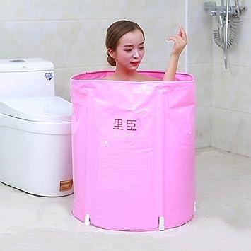 Ppbathtub Kleine Wassersparende Falten Eimer Erwachsene Badewanne