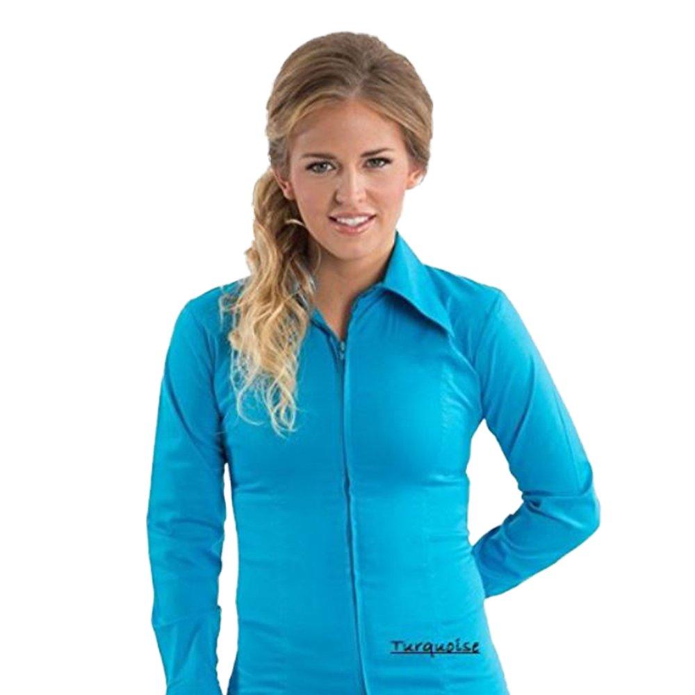【 開梱 設置?無料 】 Zip ターコイズ Up Fitted Showシャツ B013POWF9G Large|ターコイズ Showシャツ ターコイズ Up Large, あしや堀萬昭堂:fafe2440 --- pangulfvalves.com