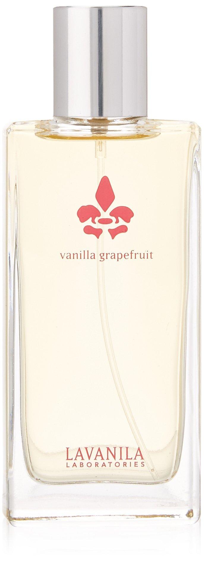 Lavanila The Healthy Fragrance Eau de Toilette, Vanilla Grapefruit, 1.7 Fluid Ounce