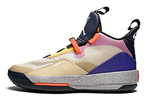 Amazon.com: Nike Air Jordan XXXIII AQ8830 200 - Zapatillas ...