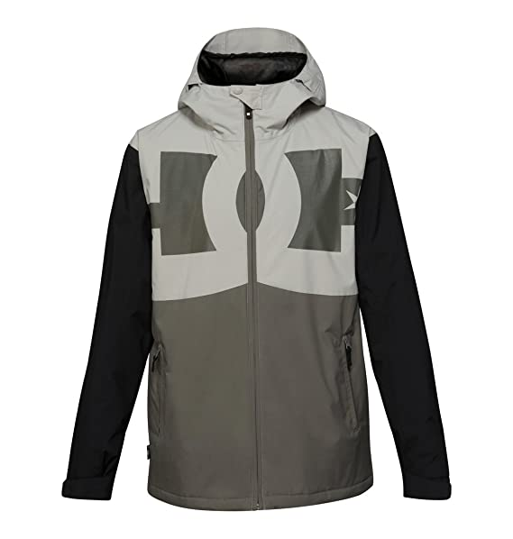 Amazon.com: DC Mens Billboard 15 Snow Jacket: Clothing