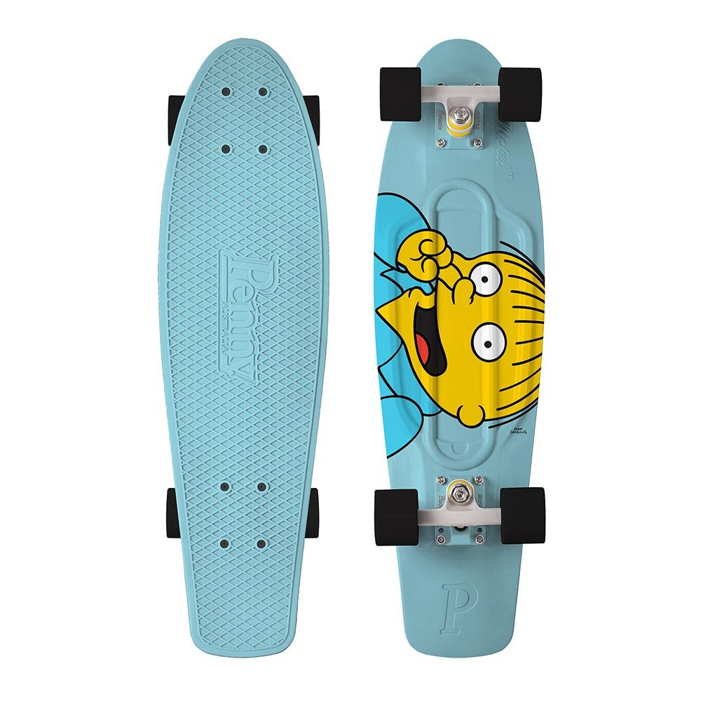 Penny Skateboard - The Simpsons Limited Edition (Ralph)