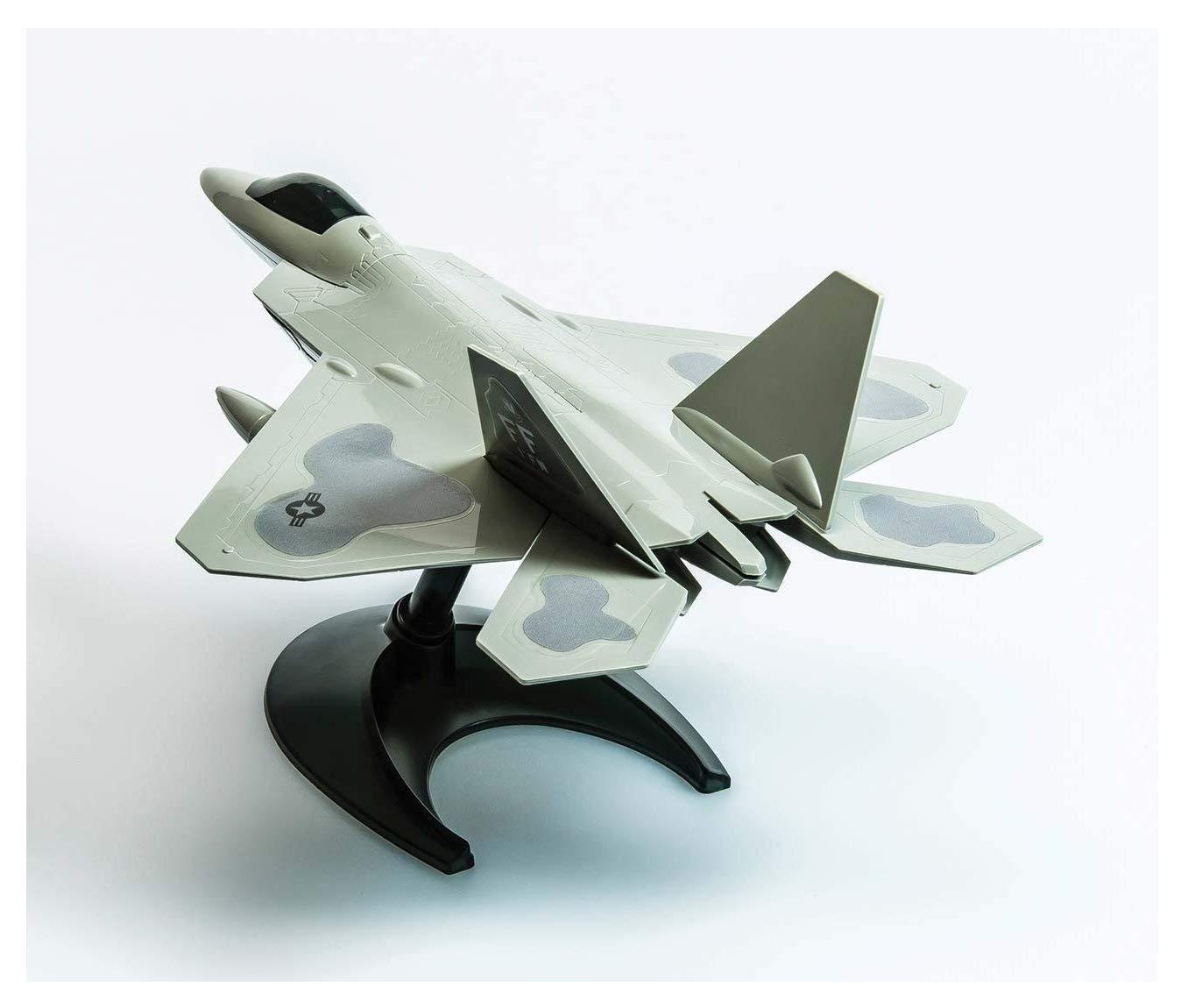 Airfix Quick Build F22 Raptor Maquette davion en Plastique