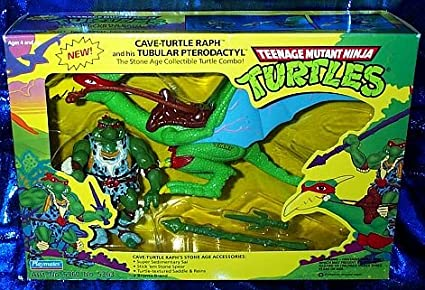 Amazon.com: teenage mutant ninja turtles cave-turtle Raph y ...