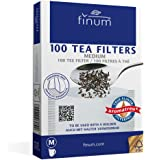 Finum 100 Tea Filters, Medium