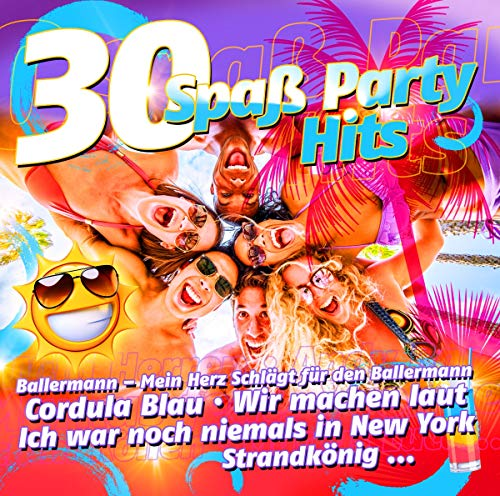 30 Spaß Party Hits -