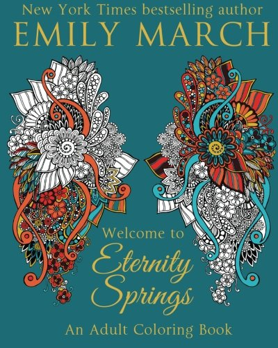 Welcome to Eternity Springs: An Adult Coloring Book ()