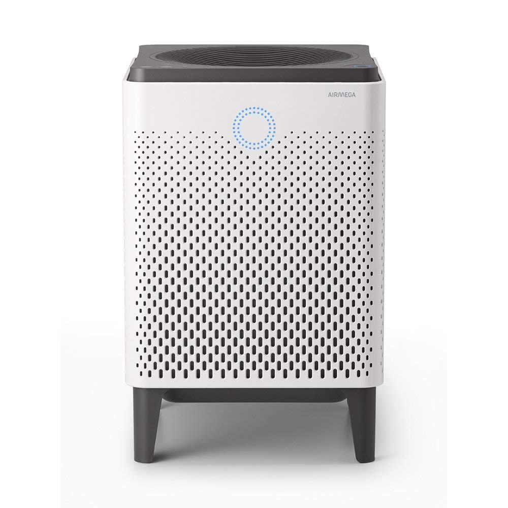 Coway Airmega 400 Smart Air Purifier with 1,560 sq. ft. Coverage Renewed