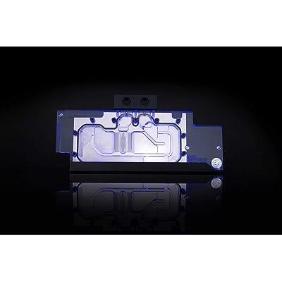 EKWB EK-FC Classic Strix RTX 2080 Ti Backplate Black Water Cooling ...