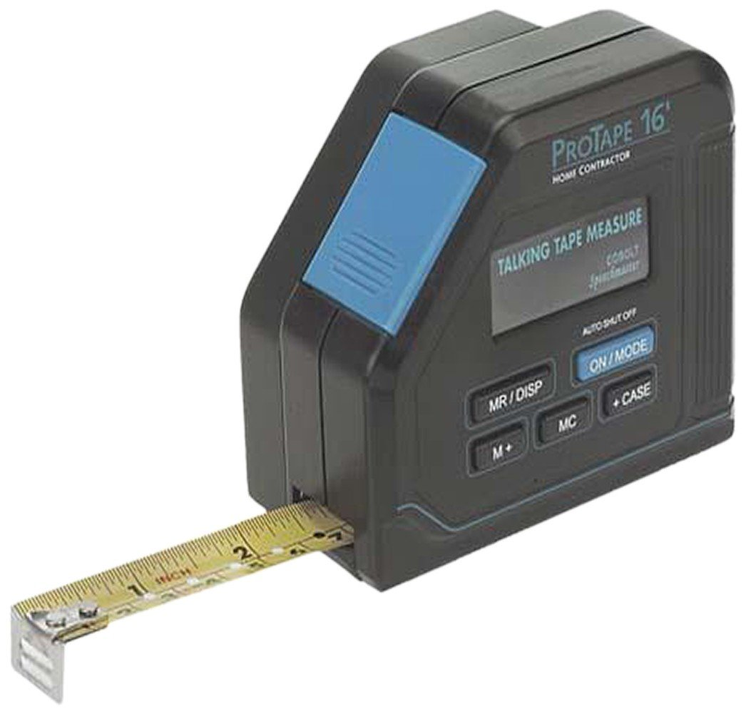The Braille Store Talking Measuring Tape by The Braille Store