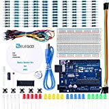 arduino mega starter kit - Elegoo EL-KIT-004 UNO Project Basic Starter Kit with Tutorial and UNO R3 for Arduino