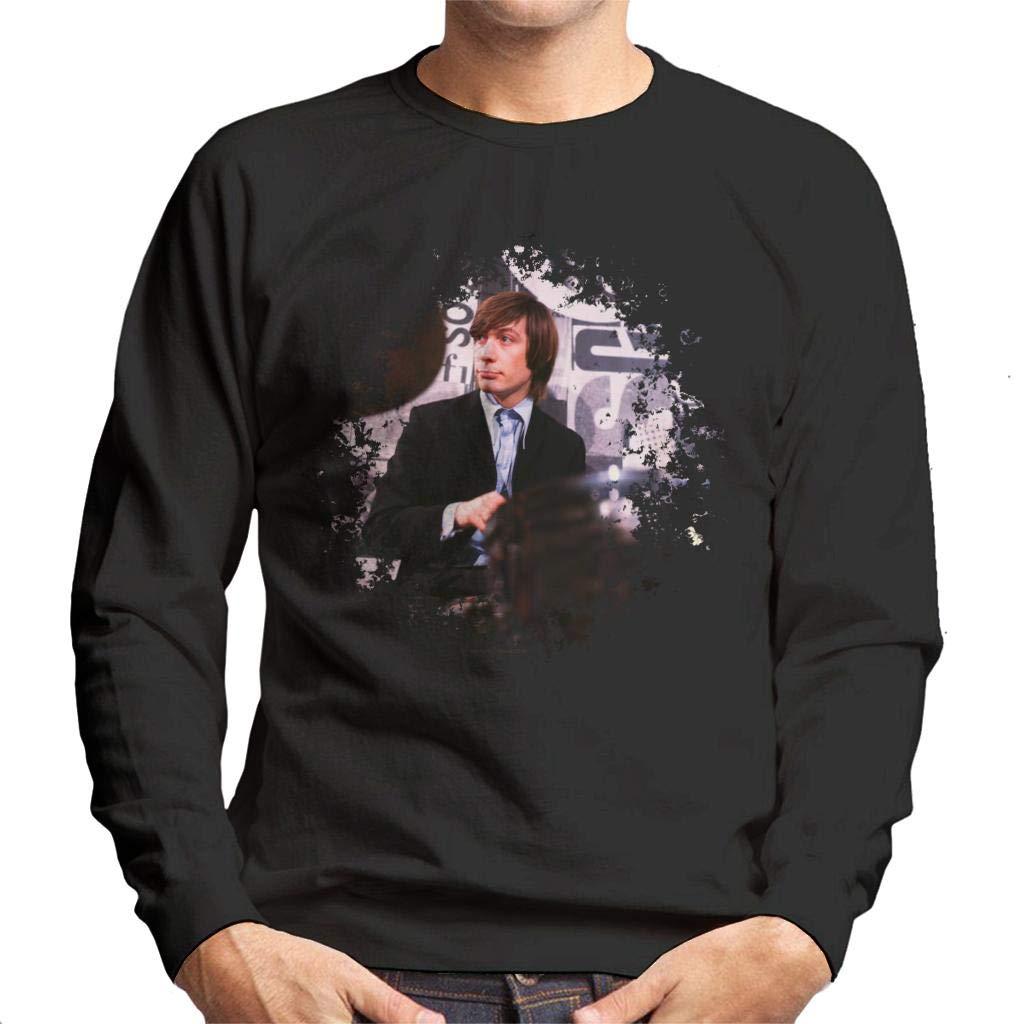 TV Times Charlie Watts Live Rolling Stones Mens Sweatshirt: Amazon.es: Ropa y accesorios