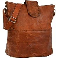 pranjals house genuine leather stylish tote bag