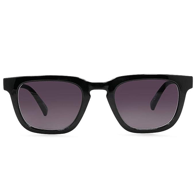 Amazon.com: Gafas de sol de lectura clásicas de estilo Nordy ...