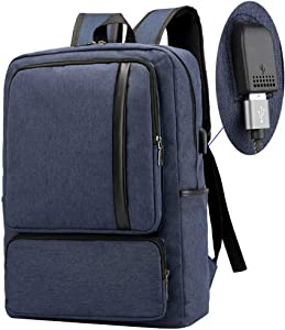 Laptop Backpack 15.6 in for Dell Latitude 3510 5510 5511 9510, Vostro 5501 5502