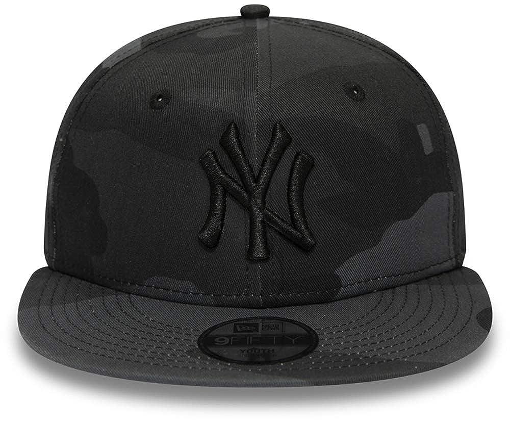 New Era NY Yankees 950 4-10 Anni Cappellino Mimetico per Bambini