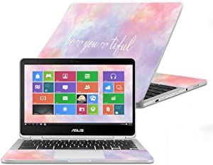 MightySkins Skin for Asus Chromebook Flip C302CA 12.5