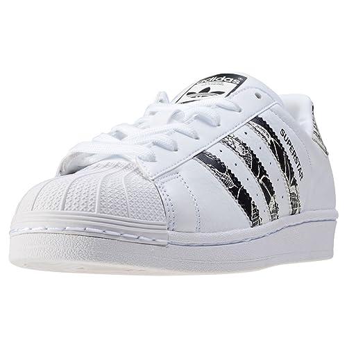 finest selection a793e e0a6b adidas Superstar W, Zapatillas para Mujer  Amazon.es  Zapatos y complementos