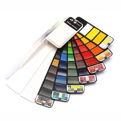 amazon com watercolor paint set anyuke artist professional