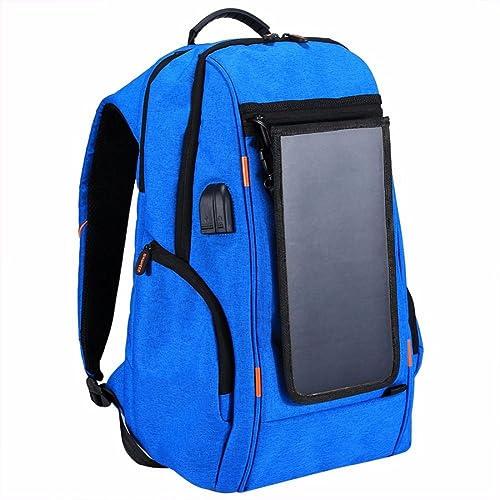SODIAL Multi-funcion al aire libre Bolso portatil respirable del ordenador portatil de la energia