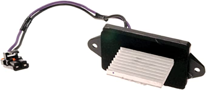 Engine Cooling Fan Motor Relay ACDelco GM Original Equipment 15-81106