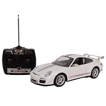 Amazon.com: Costzon 1/14 Porsche 911 GT3 RS Licensed Electric Radio on