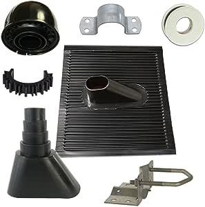Dura-Sat DUR-line - Juego de accesorios para montaje de ...