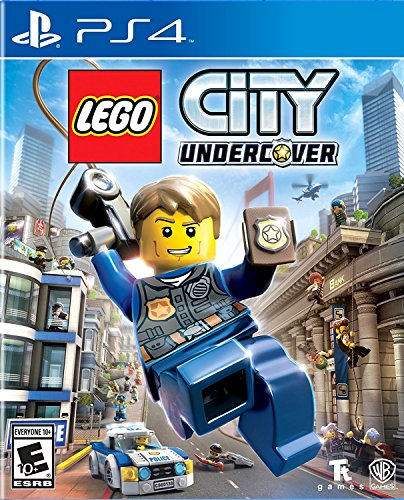 Warner Home Video - Games Lego City Undercover (PS4)