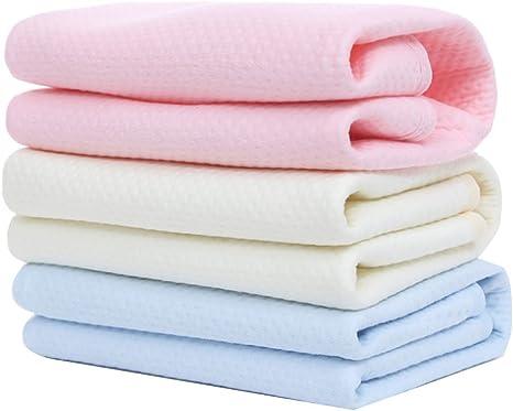 Newin Star Cambiador para niños y bebé cambia pañales portátil de algodón impermeable Changer transpirable orina Pad para Niños (Color al azar) 1pc: Amazon.es: Bebé