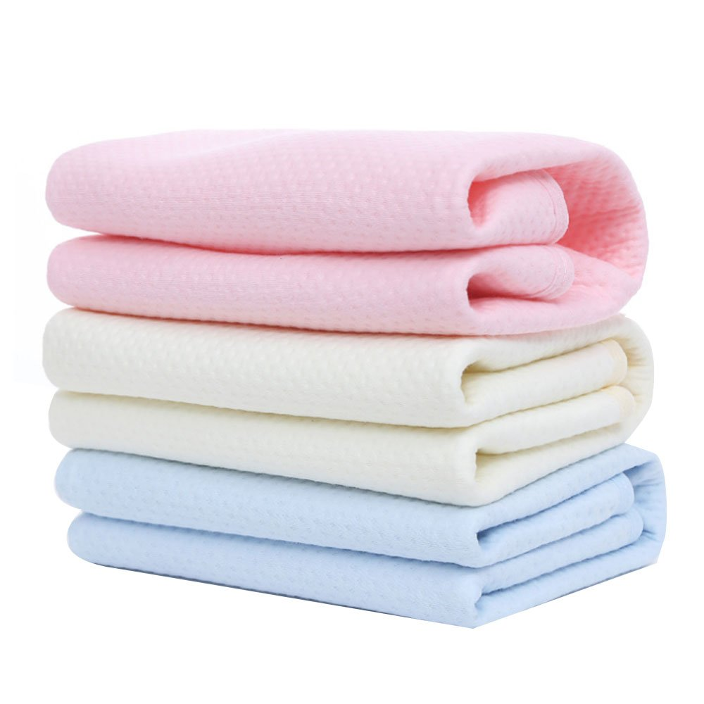 40 cm Matelas /à langer pour b/éb/é en coton pour couche Toddler /étanche Tapis durine Couleur al/éatoire 1pi/èce Hemore Baby Products 30