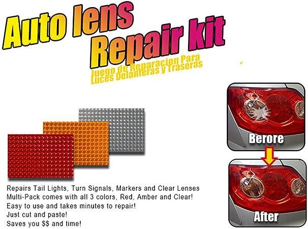 Auto Objektiv Reparatur Set Multi Pack Repariert Rücklichter Blinker Hersteller Und Klare Linsen Auto