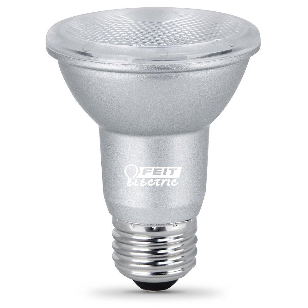 2 Pack Feit Electric PAR20//850//LEDG11//2 450 Lumen 5000K Dimmable LED PAR20