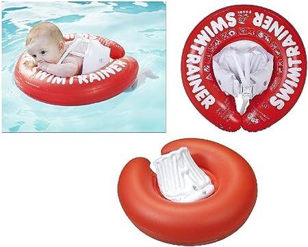 Fabricado en un fuerte PVC,Ofrece una posición ideal en el agua,Las almohadillas (blocs) inflables e