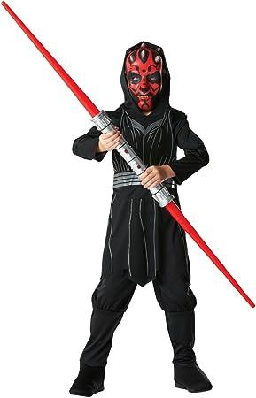 Rubies - Máscara para disfraz infantil Darth Maul Star Wars ...
