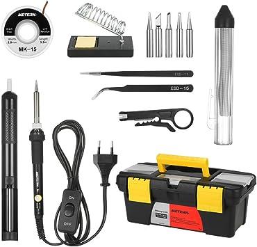 Selbstschweißen elektrischer Lötkolben Gun Tool Kit 60W