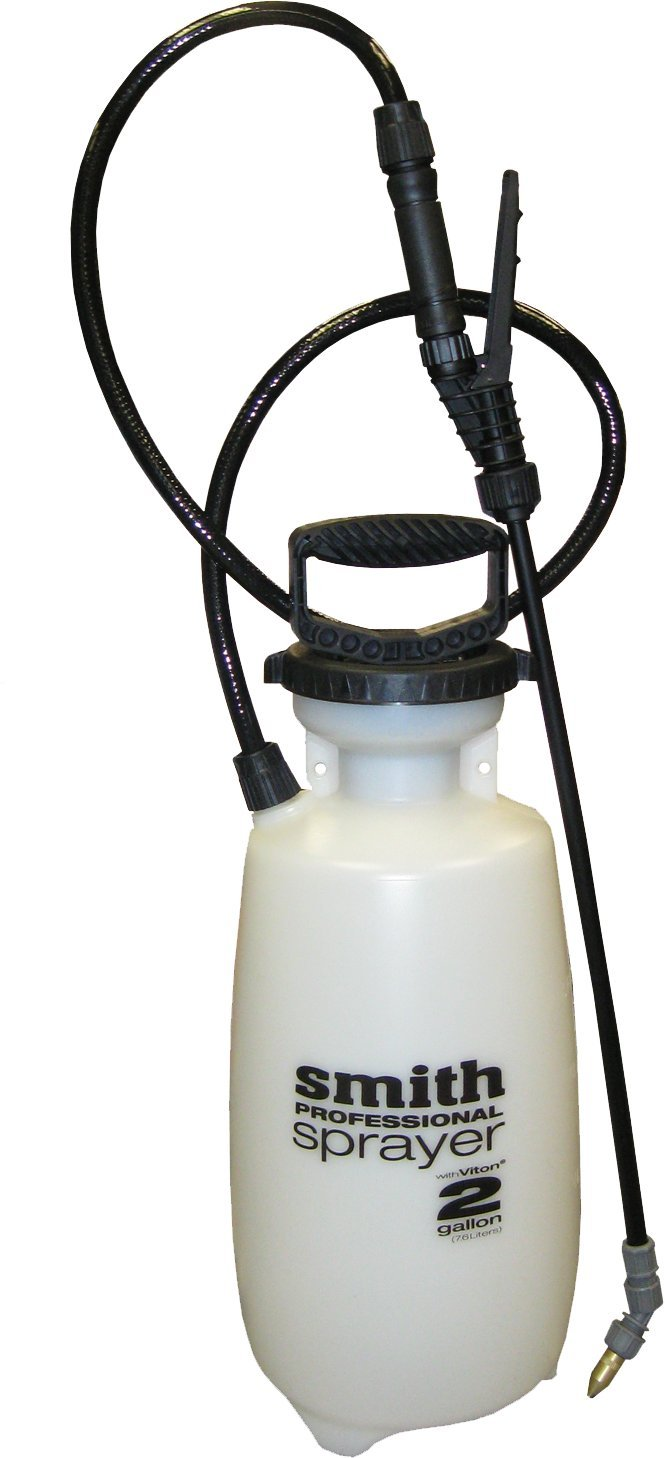 Smith Professional 190230 2-Gallon Sprayer for Pesticides, Fertilizers, and Weed Killers