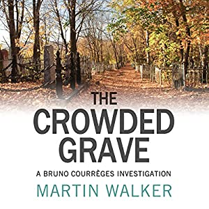 The Crowded Grave Hörbuch