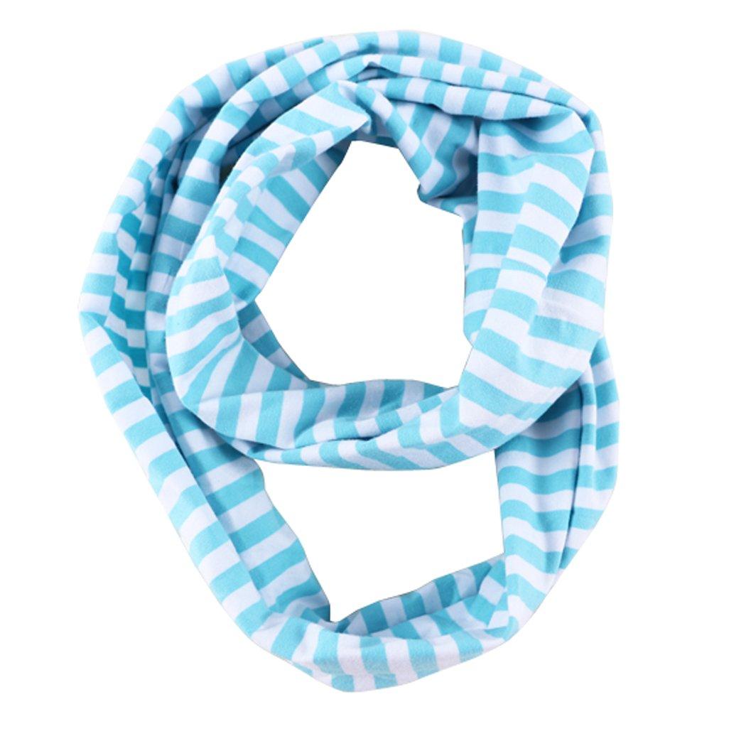 Wennikids Children's Kids Knit Cotton Stripe Scarf LC-RS-525-05