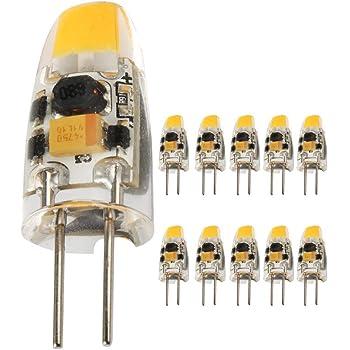 Ukey U G4 Led Bulb 1 5watt Bi Pin Base 12v Ac Dc 2700k
