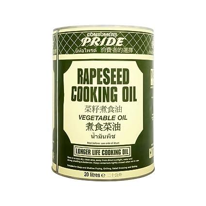 huile colza 20l