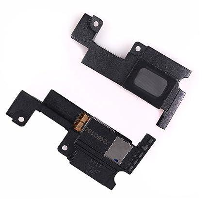 (HUKATO) Loud Speaker Sound Buzzer Ringer for ASUS Zenfone 2, Black