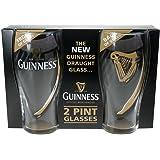 Guinness Harp jeu de 2 verres