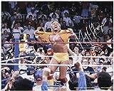 Hulk Hogan Autographed 16