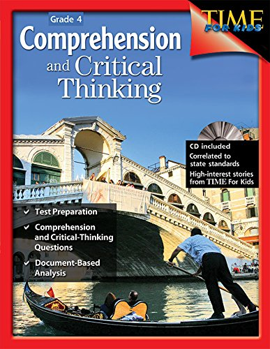 Comprehension and Critical Thinking Grade 4 (Comprehension & Critical Thinking) (Reading Comprehension Grade 4)