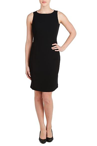 Nygard Womens Plus Size Peter Nygard Black Tank Dress At Amazon