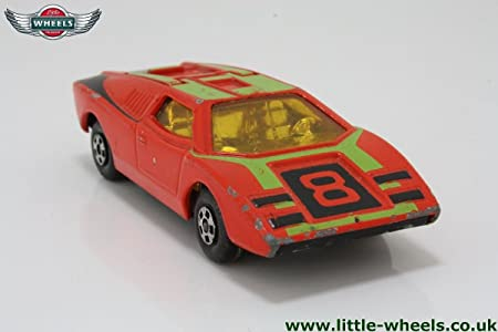 Matchbox Small Scale Matchbox Lesney 27e Lamborghini Countach