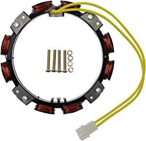 WOOSTAR 10-16 Amp 592830 Alternator Replacement for 696458 691064 393295 Charging Coil Stator