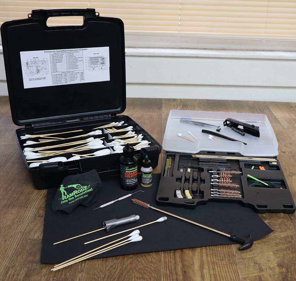 Ramrodz Large Gun Cleaning Kit